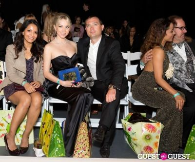 rocco leo-gaglioti in L.A. Fashion Weekend Awards