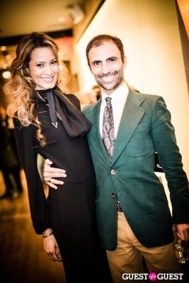 rocio adame in Serafina Flagship Opening Party