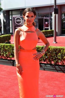 rocsi diaz in 2013 ESPYS: Arrivals