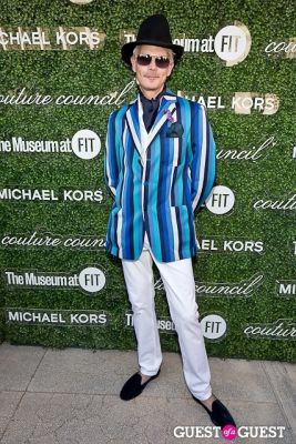 rod keenan in Michael Kors 2013 Couture Council Awards
