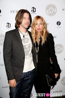 rachel zoe in Destination IMAN Website Launch Party