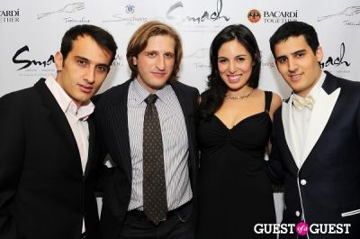 roman khutoryansky in New York Smash Magazine's Aspen Party