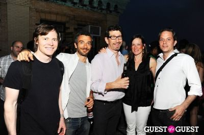 romy weinberg in WANT Launch Party