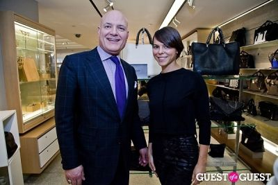 ron capizzi in BOYY SS14 Launch at Bergdorf's