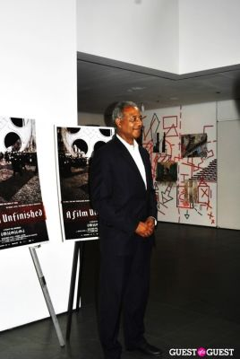 ron claiborne in NY Premiere of