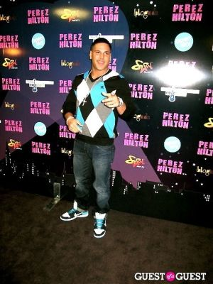 ronnie ortiz-margo in Perez Hilton's One Night in NYC /Open Sky Project