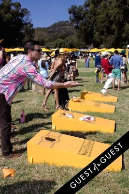 ronny grunwald in The Sixth Annual Veuve Clicquot Polo Classic
