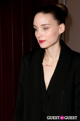 rooney mara in Netflix Presents the House of Cards NYC Premiere