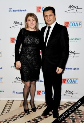 rosanna abelian in Children of Armenia Fund 11th Annual Holiday Gala