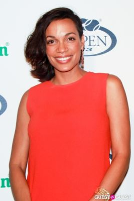 rosario dawson in Heineken Presents The US Open Opening Party