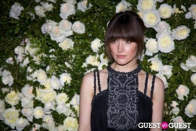 rose byrne in Chanel Tribeca Film Festival Dinner