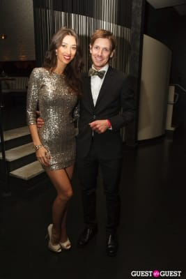 noah banaszewski in STK Oscar Viewing Dinner Party