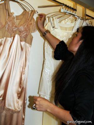 rosemarie falotico in La Perla Shopping Event