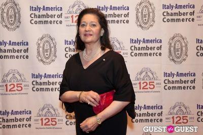 rosemary gallina-santangelo in Italy America CC 125th Anniversary Gala