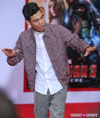 roshon fegan in