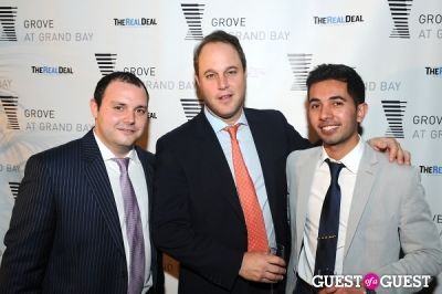 yoav barilan-and-junaid-zahid in Grove at The Grand Bay