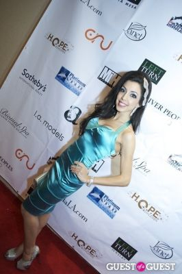 roxy darr in Legion of Hope Fashion and Awards Gala