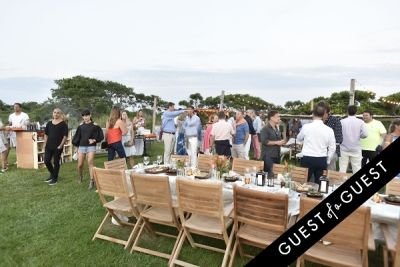 roxy milan in Cointreau & Guest of A Guest Host A Summer Soiree At The Crows Nest in Montauk