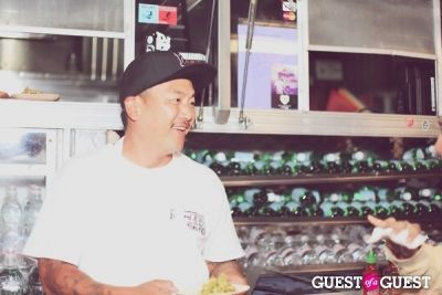 roy choi in Le Grand Fooding Crush Paris-L.A. 2013