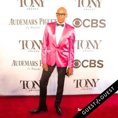 rupaul andre-charles in The Tony Awards 2014