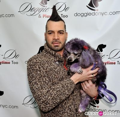 ruben santana in Doggie-Do and Playtime Too Canine Couture Fashion Show