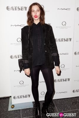 ruby aldridge in A Private Screening of THE GREAT GATSBY hosted by Quintessentially Lifestyle
