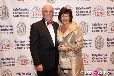 mrs. settimi in Italy America CC 125th Anniversary Gala