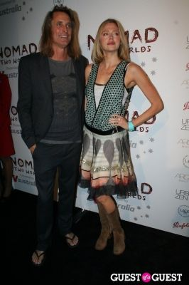 russell james in Nomad Two Worlds Opening Gala