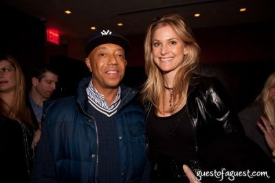 russell simmons in A Night to Benefit Haiti at Thompson LES
