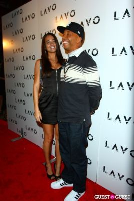 russell simmons in Grand Opening of Lavo NYC