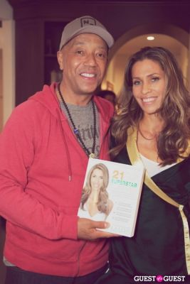 russell simmons in RWS LA Book Party Celebrating