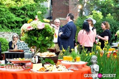 sheldon gorland in Woodrow Wilson House 24th Perennial Garden Party