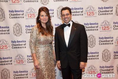 claudio bozzo in Italy America CC 125th Anniversary Gala