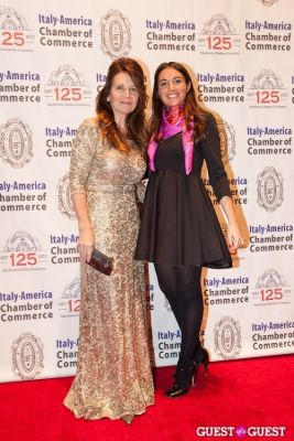maria anghileri in Italy America CC 125th Anniversary Gala
