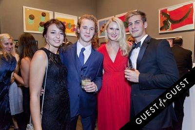 ryan abbott in Hadrian Gala After-Party 2014