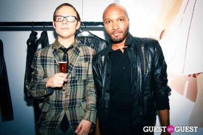 ryan beatty in INTERVIEW, Peter Brant II & Harry Brant Host Jitrois Pop-Up Store Opening