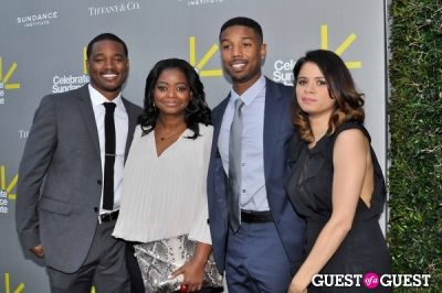 michael b.-jordan in 3rd Annual Celebrate Sundance Institute Los Angeles Benefit