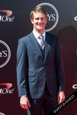 ryan hunter-reay in The 2014 ESPYS at the Nokia Theatre L.A. LIVE - Red Carpet