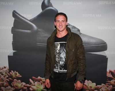ryan lochte in Last Night's Parties: Anna Wintour, DVF, Alexa Chung & More Hit The Streets For FNO 9/7/2012