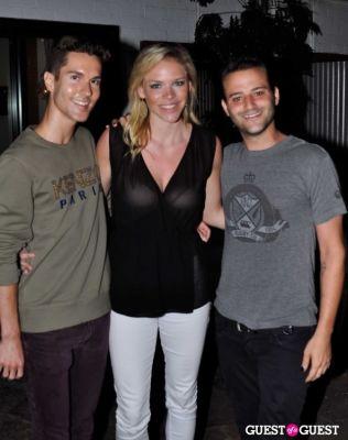 ryan lockhart in The Embassy Presents Nightswim with Guest DJs Thom Yorke and Nigel Godrich