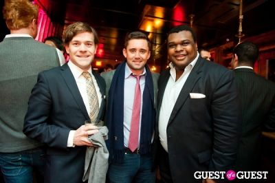 ryan seelbach in Hot 100 Party @ Capitale
