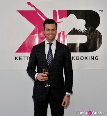 ryan serhant in Kettlebell Kickboxing Fitness Gala
