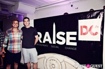 ryan ulbrich in RaiseDC: The One Year
