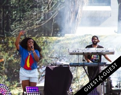 sza in Budweiser Made in America Music Festival 2014, Los Angeles, CA - Day 2