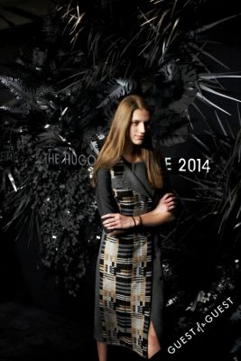 sabina lobova in HUGO BOSS Prize 2014