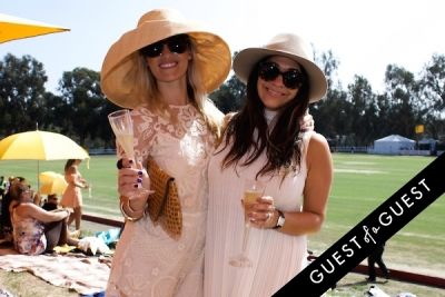 shannon funk in The Sixth Annual Veuve Clicquot Polo Classic