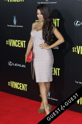 sahar biniaz in St. Vincents Premiere