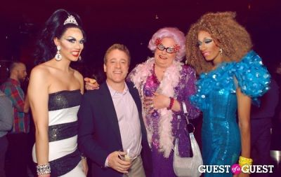 sahara davenport in Michael Musto Anniversary Party