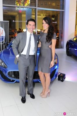 sal strazzullo in Maserati Of Manhattan & Gotham Magazine Cocktail Party