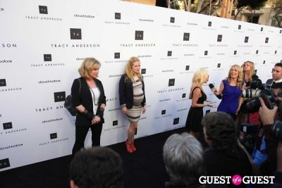 kathy hilton in Gwyneth Paltrow and Tracy Anderson Celebrate the Opening of the Tracy Anderson Flagship Studio in Brentwood